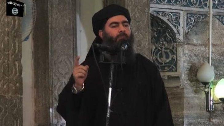 'IŞİD liderinin eşi ve oğlu gözaltında'