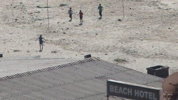 İsrail sahilde oynayan çocukları katleden pilotları akladı
