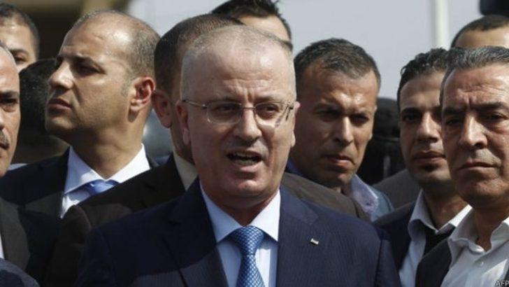 Filistin'de birlik hükümeti dağıldı