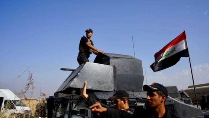 Irak Güçleri Musul'un Merkezine Doğru İlerliyor