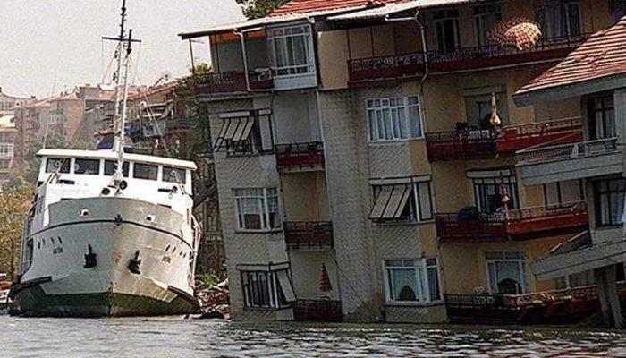 Dünyada meydana gelen büyük depremler