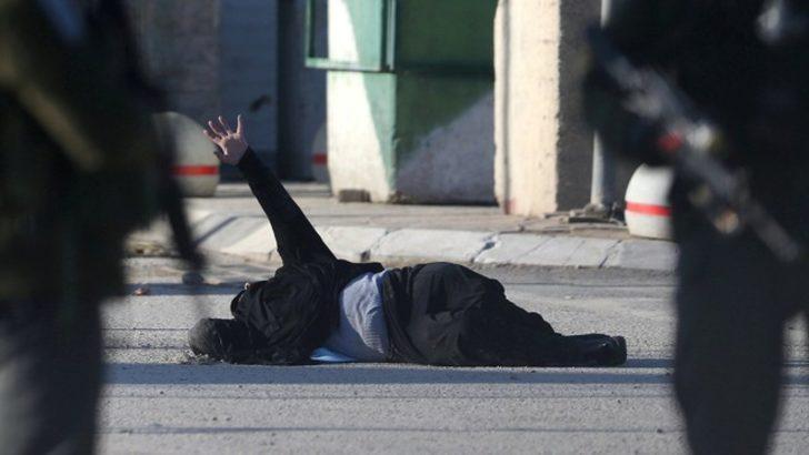 Reuters son dakika geçti: İsrail askerleri Filistinli bir kadını vurdu