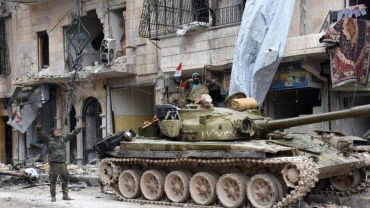 Suriye ateşkesinde son durum: '40 bin muhalif birleşti'