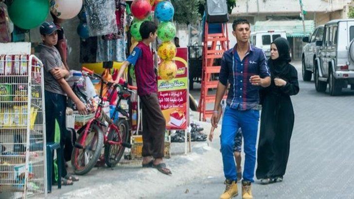 Gazze yardım bekliyor