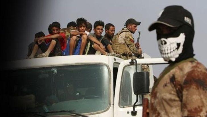 Irak'ta korkutan 'çocuk askerler' iddiası