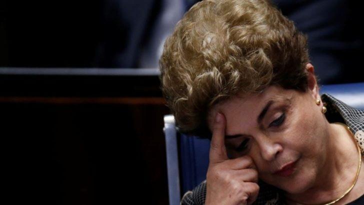 Brezilya Devlet Başkanı Dilma Rousseff Resmen Görevinden Alındı