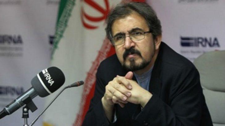 İran'dan Bakan Çavuşoğlu'nun açıklamasına yanıt