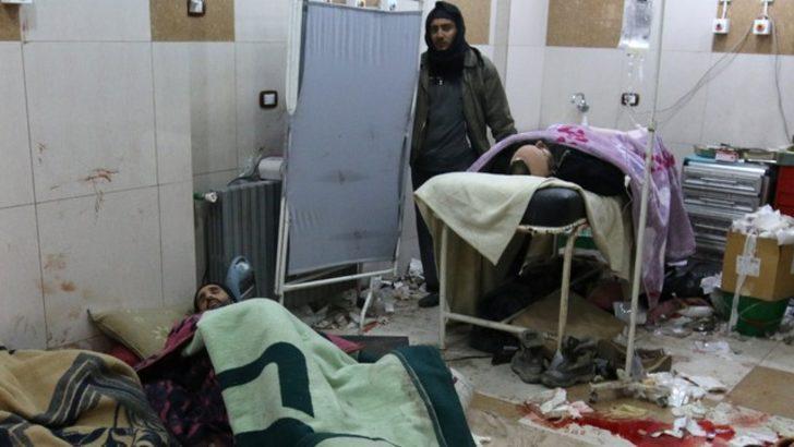 Haleplilerin umudu ateşkeste