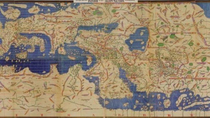 Haritalar neden kuzeyi yukarıda gösterir?