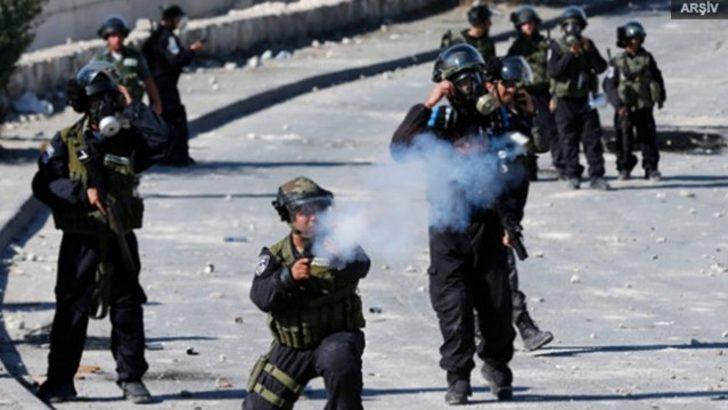İsrail güvenlik güçleri 5 Filistinli öldürdü