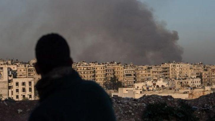 Suriye muhalefeti: Ateşkese hazırız