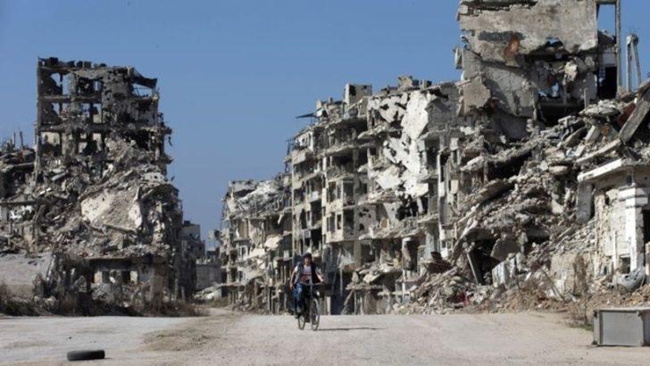 Suriye'de sancılı ateşkes