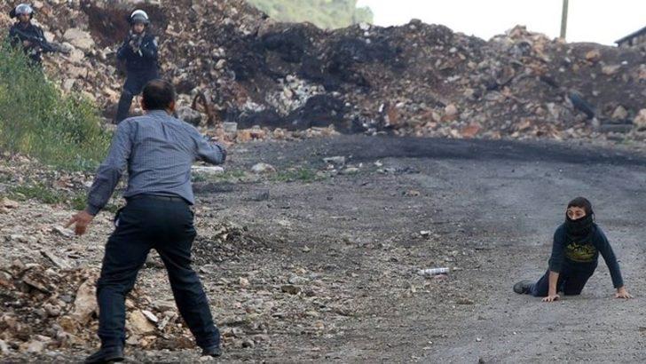 Batı Şeria'daki gösterilere askeri müdahale