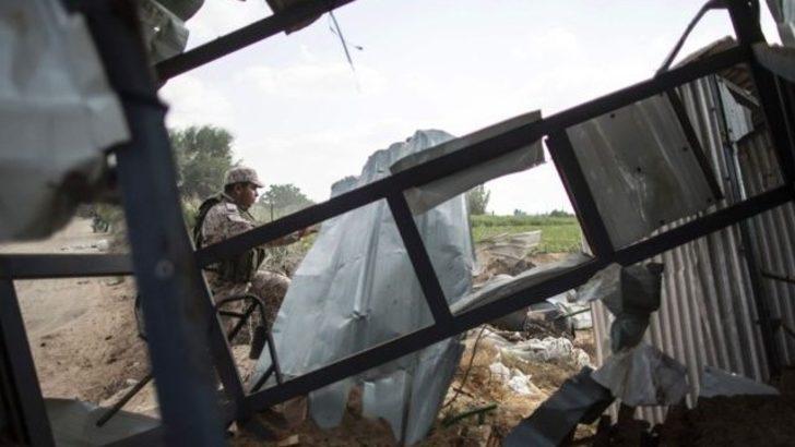 İsrail ordusundan Gazze Şeridi'nde operasyon