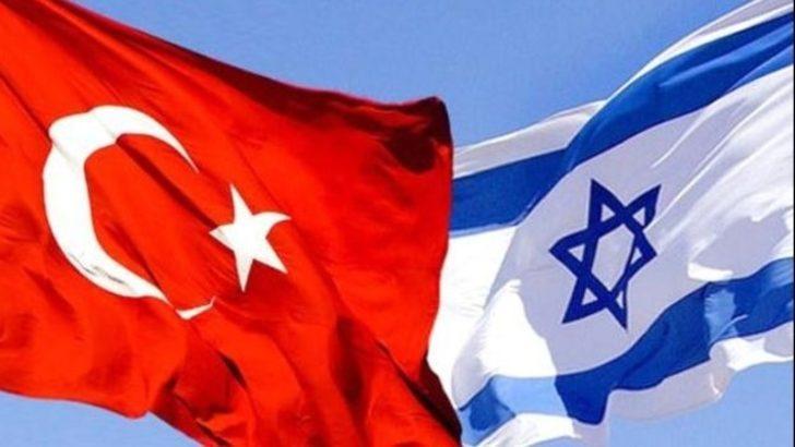 İsrail'den önemli Türkiye açıklaması