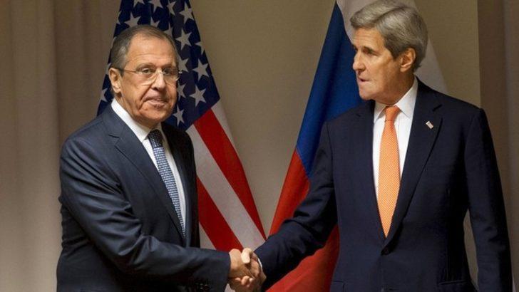 Rusya ile ABD ateşkes için anlaştı
