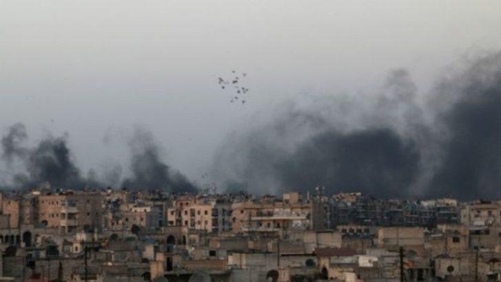 Suriye'de kısmi ateşkes yürürlükte