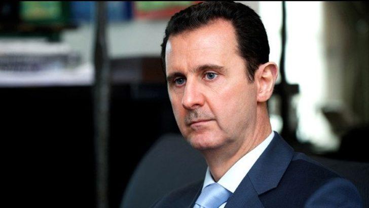 Esad'dan Astana Zirvesi açıklaması
