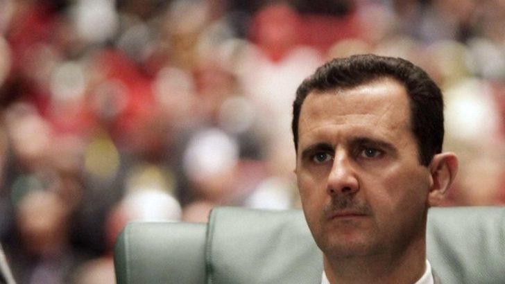 Esad'a kritik soru: 'İstifa edecek misiniz?'