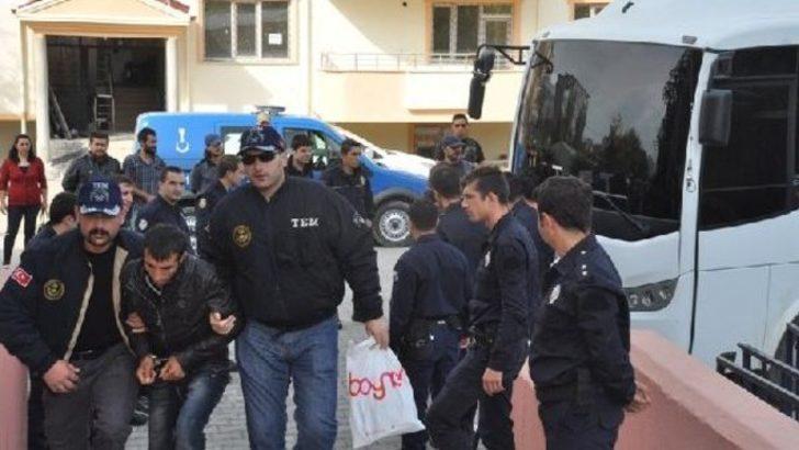 Iğdır'daki Kobani olaylarında 6 tutuklama