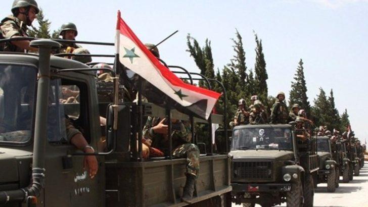 Suriye ordusu: Ateşkes sona erdi