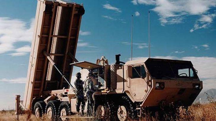 ABD, Güney Kore'de THAAD sistemi kuruyor