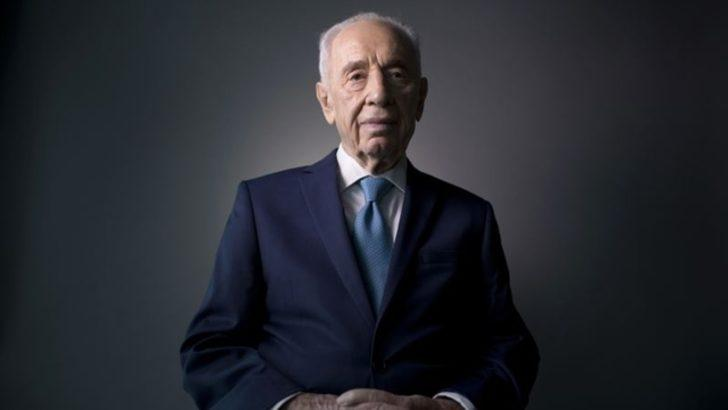 Şimon Peres Yaşamını Yitirdi