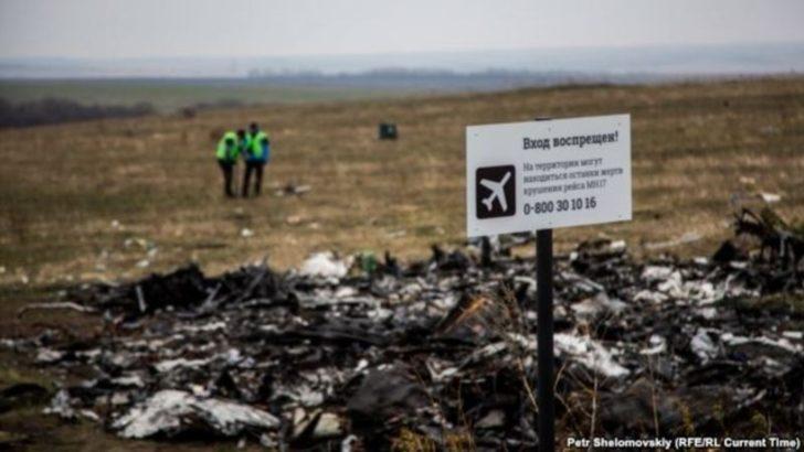 'Malezya Uçağını Rus Yapımı Füze Vurdu'