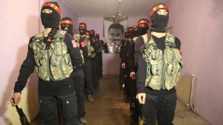 PKK Hakkari'de Anti-Terör timi kurdu
