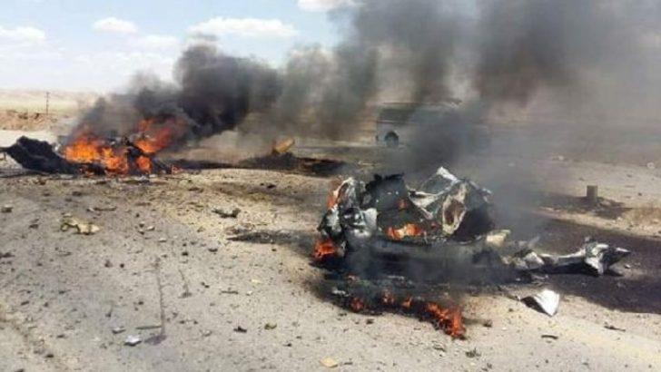 Irakta kontrol noktasına intihar saldırısı: 8 ölü
