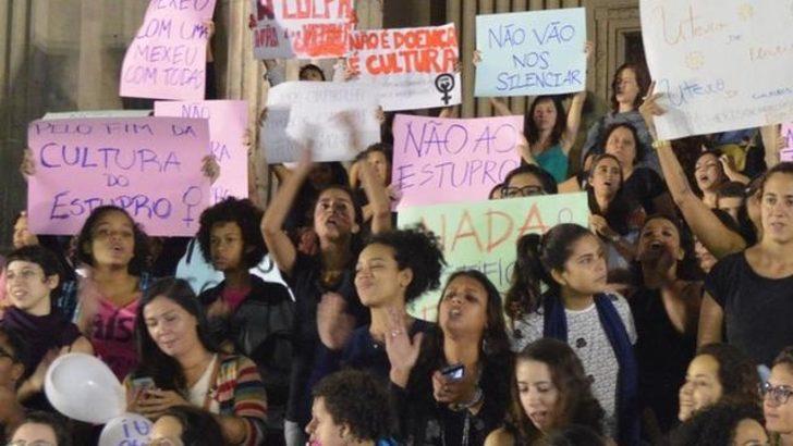 Brezilya'da kadın düşmanlığı