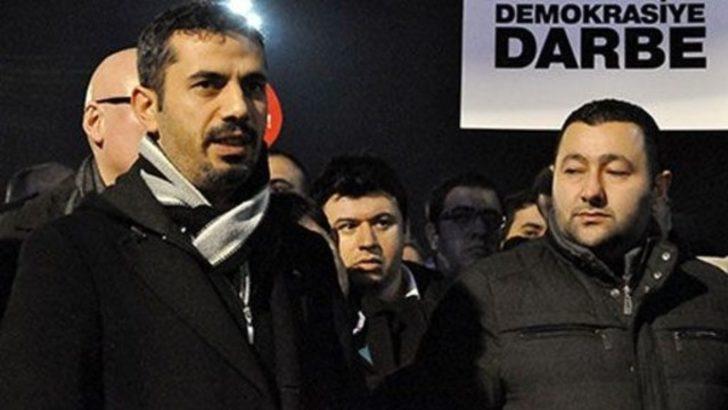 Mehmet Baransu, evinde gözaltına alındı
