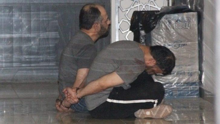 Darbeci Nebi Gazneli ve Müslüm Kaya tutuklandı