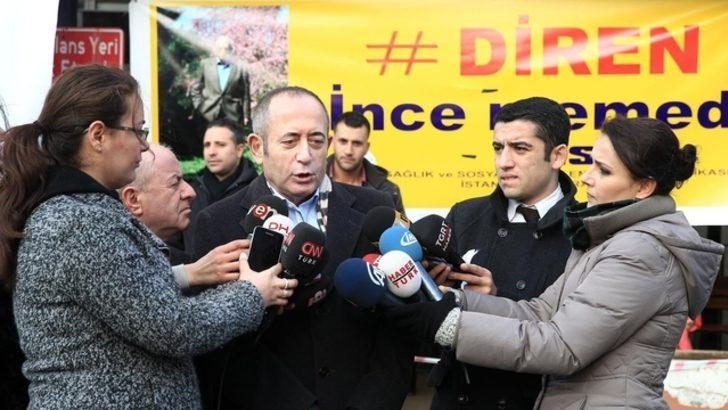 Yaşar Kemal'in sağlık durumu