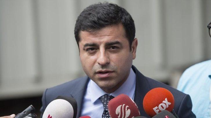 Selahattin Demirtaş'tan erken seçim açıklaması