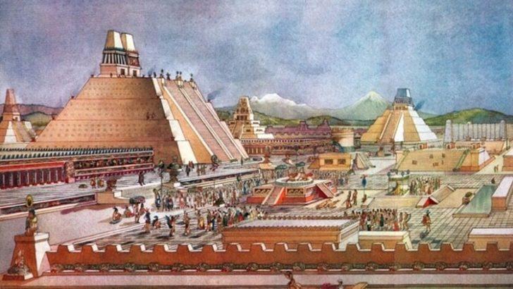 Aztek Uygarlığı ile İlgili, Sizleri Çok Şaşırtacak 10 Gerçek