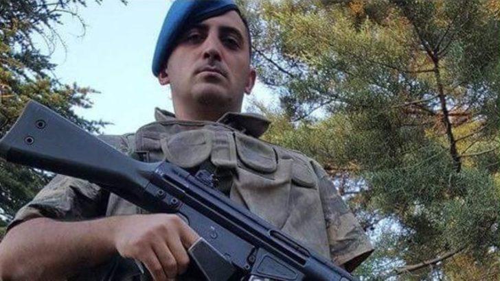 Diyarbakır'da kahreden kaza! Nöbet kulübesinde şehit oldu