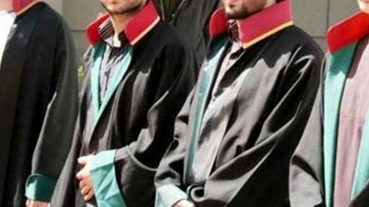 FETÖ üyesi olmakla suçlanan 31 avukat için karar çıktı