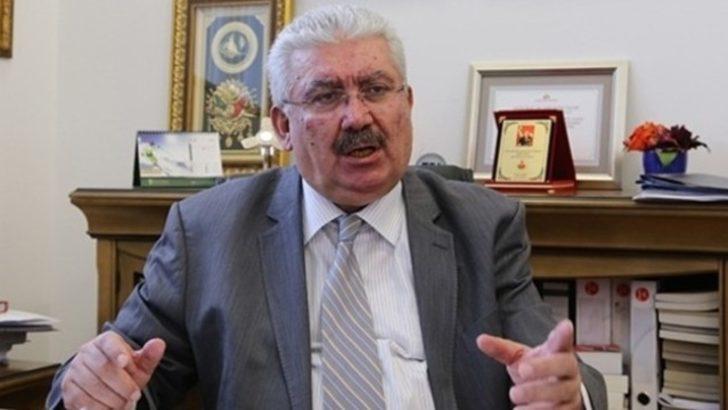 MHP'den CHP'ye: Açıklamaları Kandil'den yapmalı