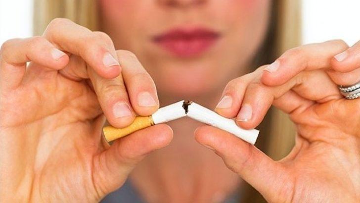 Sigarayı bırakan personellere çeyrek altın