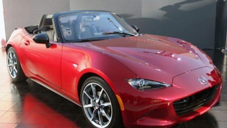 Mazda, başarıdan başarıya koştu!