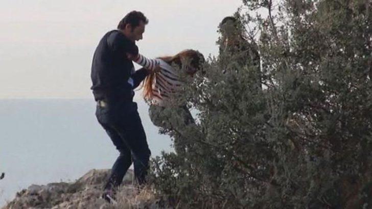 İntihar Eden Genç Kızı Havada Yakaladılar! - diger Haberleri