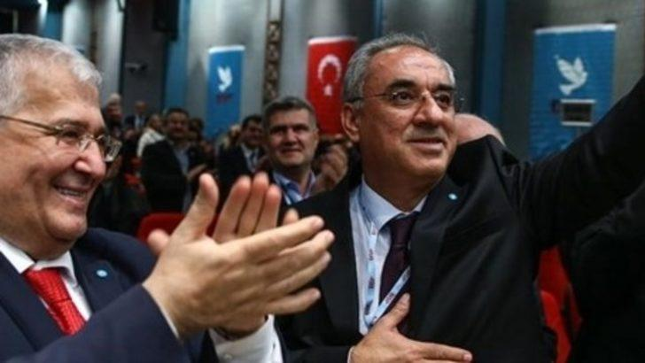 Önder Aksakal DSP'nin genel başkanı oldu