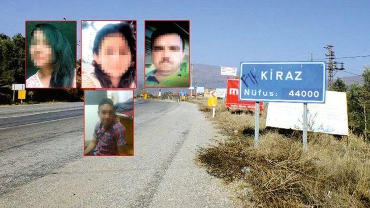 İzmir Kiraz'da utanç verici olaylar için test yapılacak
