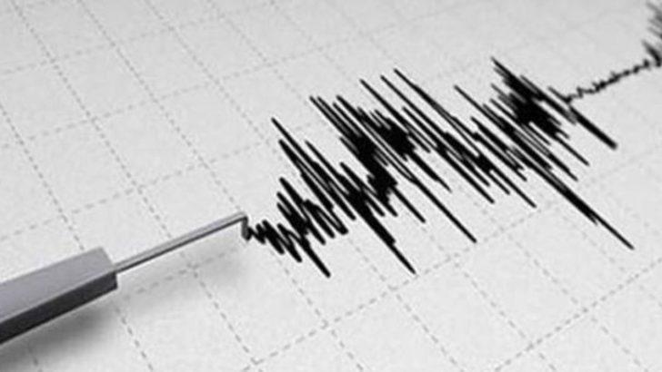 Manisa'da son dakika 5.1 şiddetinde deprem!