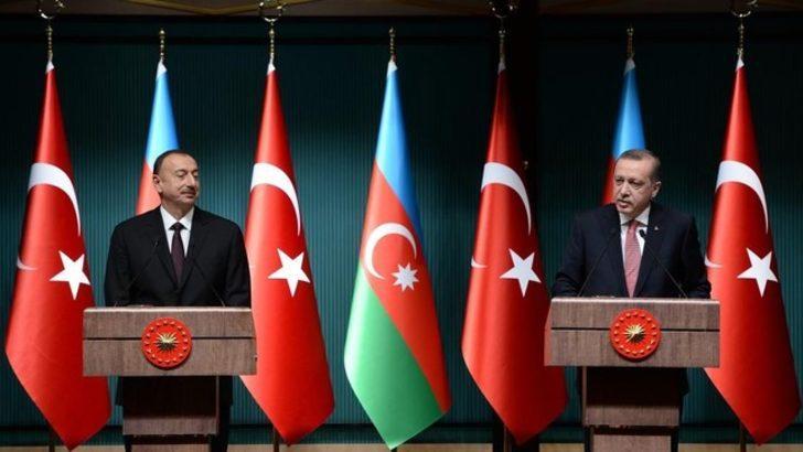 Erdoğan-Aliyev ortak basın toplantısı düzenledi