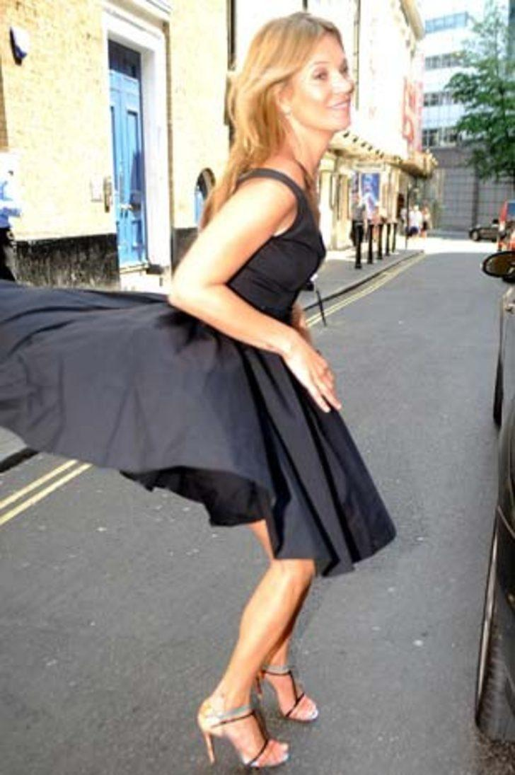 21 celebrities with windblown skirts and uplift dresses