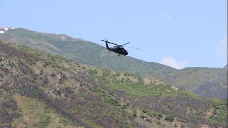 Dağlıca'da 1 asker şehit