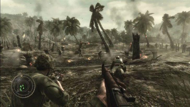 Call of Duty WWII, Infinite Warfare'yi geri bıraktı