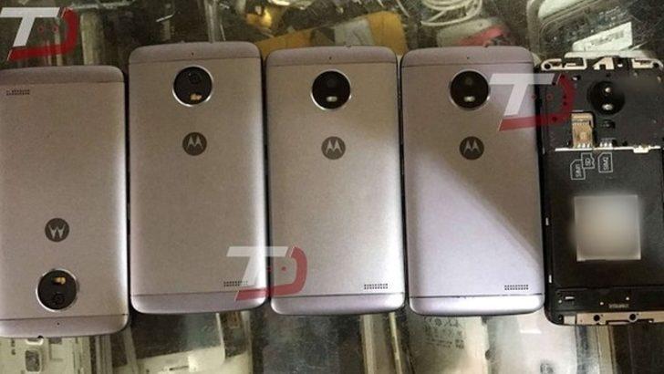 Moto E4 Plus görüntüleri sızdırıldı